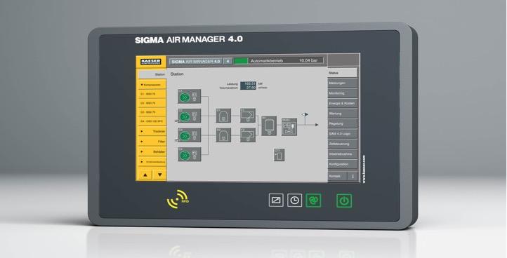 Sigma Air Utility